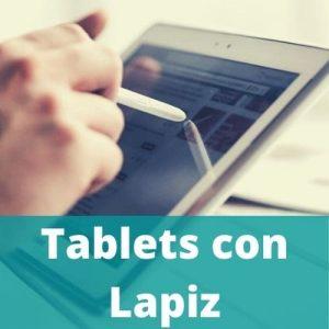 comprar tablet lapiz oferta
