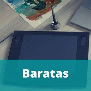comprar tablet grafica barata